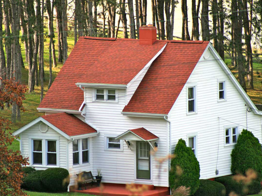 Traditional Shingled Roofing