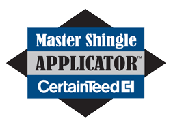 Master Shingle Applicator CertainTeed logo